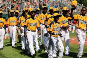 Jackie Robinson West baseball team, photo courtesy of sungazette.com